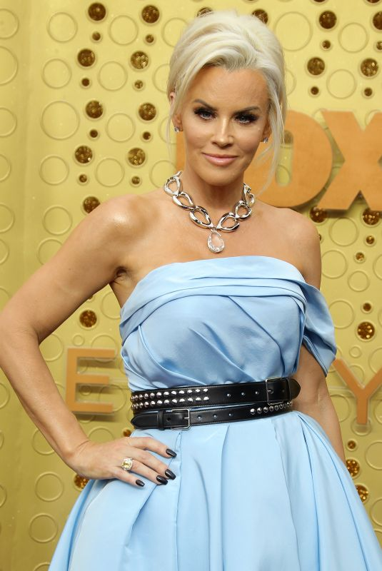 Jenny McCarthy At 71st Annual Emmy Awards in Los Angeles