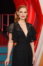 Jessica Chastain At It: Chapter Two Premiere in London