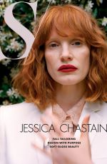 Jessica Chastain - S Magazine photographed by Juco Fall 2019