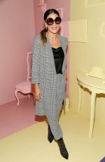 Jessica Szohr At Alice + Olivia By Stacey Bendet fashion show in New York City