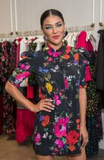 Jessica Szohr At Alice + Olivia Shopping Event Benefitting St. Jude in Beverly Hills