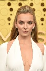 Jodie Comer At 71st Annual Emmy Awards in LA
