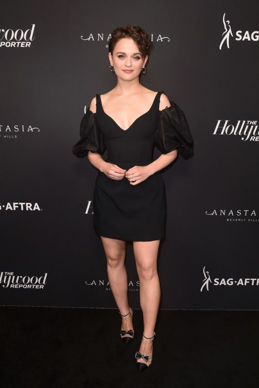 Joey King At THR and SAG-AFTRA Annual Nominees Night in Beverly Hills