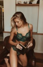 Josie Canseco - Clint Robert photoshoot for Gooseberry Intimates - Fall 2019