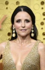 Julia Louis-Dreyfus At 71st Emmy Awards in Los Angeles