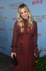 "Kaley Cuoco At ""Between Two Ferns: The Movie"" premiere in Hollywood"