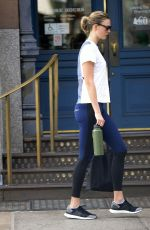 Karlie Kloss Seen after a workout session in New York City