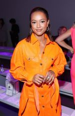 Karrueche Tran At Christian Cowan show at New York Fashion Week