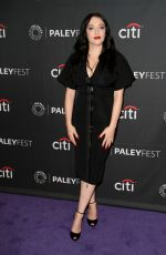 Kat Dennings At 2019 PaleyFest Fall TV Previews in Beverly Hills
