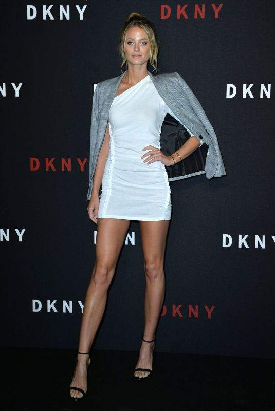 Kate Bock At DKNY Turns 30 Anniversary party in New York City