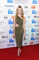 Katherine McNamara At The 5th Annual Freeze HD Gala in Los Angeles