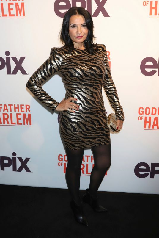 Kathrine Narducci At Special Screening of
