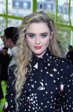 Kathryn Newton At Valentino Womenswear S/S 2020 Show at Paris Fashion Week