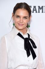 "Katie Holmes At ""The Irishman"" screening - 57th New York Film Festival"