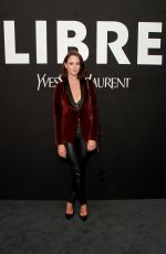 Kaya Scodelario At YSL New Fragrance Libre Launch Party in London