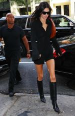 Kendall Jenner Arriving at Cipriani in NYC
