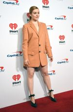 Kennedy McMann At 2019 iHeartRadio Music Festival in Las Vegas