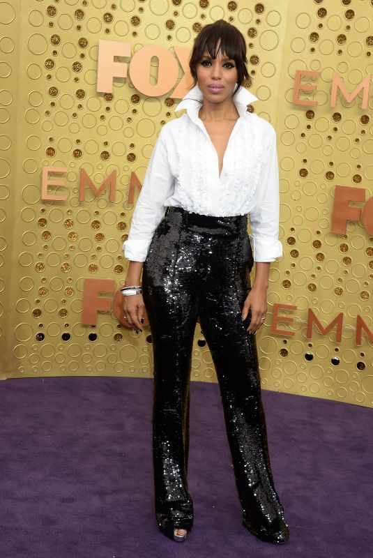 Kerry Washington At 71st Annual Emmy Awards in LA