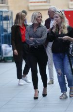 Kimberley Walsh On The One Show in London