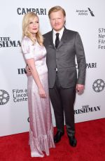 "Kirsten Dunst At ""The Irishman"" screening - 57th New York Film Festival"