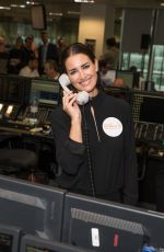 Kirsty Gallacher At BGC Annual Global Charity Day, London
