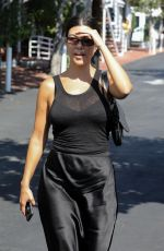 Kourtney Kardashian Out for lunch in West Hollywood