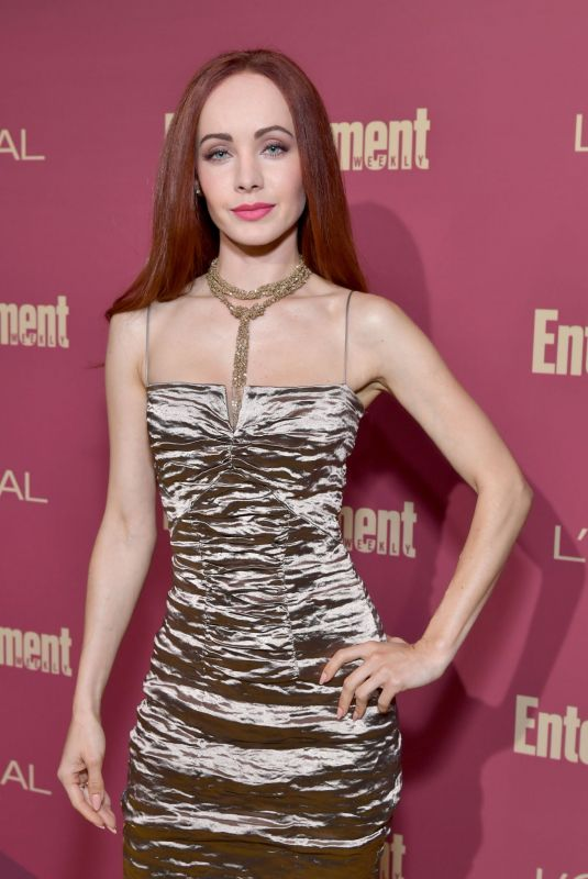 Ksenia Solo At 2019 Entertainment Weekly Pre-Emmy Party in LA