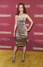 Ksenia Solo At Entertainment Weekly and LOreal Paris at Sunset Tower Hotel, Los Angeles