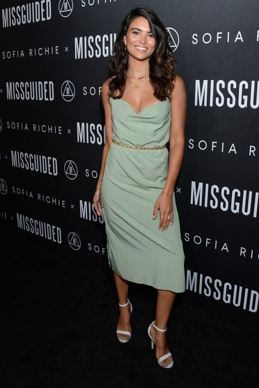 Kyra Santoro At Sofia Richie x Missguided Launch Party at Bootsy Bellows