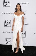 Lais Ribeiro At Mosaic Federation Gala Against Human Slavery in NYC