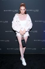 Larsen Thompson At Maybelline New York Fashion Week Party