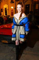 Larsen Thompson At Tommy Hilfiger Fashion Show in NYC