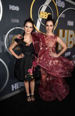 Laura & Vanessa Marano At HBO Primetime Emmy Awards Afterparty in LA