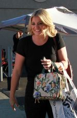 Lauren Alaina Seen at the DWTS studio in Los Angeles