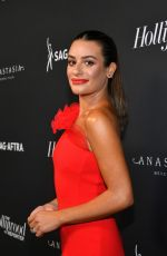 Lea Michele At THR and SAG-AFTRA Annual Nominees Night in Beverly Hills