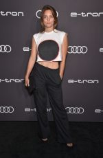 Leila George At Audi Pre-Emmy Party, Sunset Tower Hotel, Los Angeles