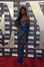 Leomie Anderson At GQ Men Of The Year Awards 2019 in London
