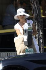 Lori Loughlin Grocery shopping in Beverly Hills