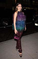 Luna Blaise At Elle Women in Music Event in NYC