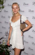 Maddi Waterhouse At Boux Avenue AW19 Launch Event in London