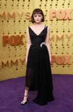Maisie Williams At 71st Annual Emmy Awards in LA