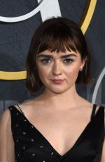 Maisie Williams At HBO Primetime Emmy Awards Afterparty in LA