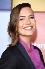 Mandy Moore At Target 20th Anniversary Collection in NYC