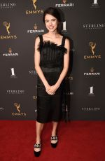 Margaret Qualley At Television Academy
