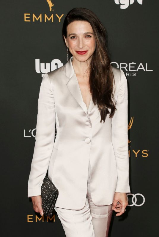 Marin Hinkle At 2019 Primetime Emmy Awards - THR Emmy Nominees Party, Beverly Hills