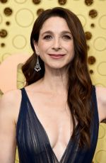 Marin Hinkle At 71st Annual Primetime Emmy Awards, Microsoft Theatre, Los Angeles