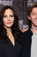 Mary-Louise Parker At Photocall for the new Broadway play The Sound Inside at Studio 54, New York