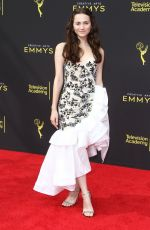Maude Apatow At 71st Annual Primetime Creative Arts Emmy Awards, Day 2, Arrivals, Microsoft Theater, Los Angeles