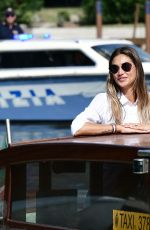 Melissa Satta At 76th Venice Film Festival 2019, Celebrity Sightings