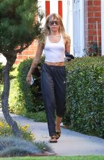 Miley Cyrus After a yoga session in Los Angeles